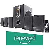 (Renewed) Zebronics BT6860RUCF 5.1 Bluetooth Speakers (Black)