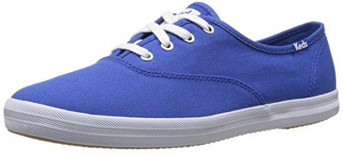 Keds Damen Ch Ox Blue Schnürhalbschuhe Blue (Blue)