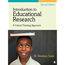 Introduction to Educational Research: A Critical Thinking Approach (English Edition)