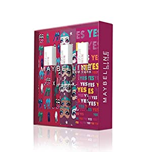 Maybelline New York Cofre Edición Limitada 8 Pintalabios SuperStay Matte Ink