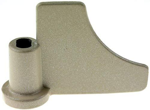 1 gancho para amasar para máquina de pan Silvercrest IAN56430, IAN64338, IAN69294, IAN73485 (694)