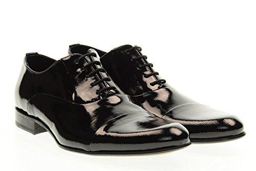 EVEET scarpe uomo stringate 16500 Nero