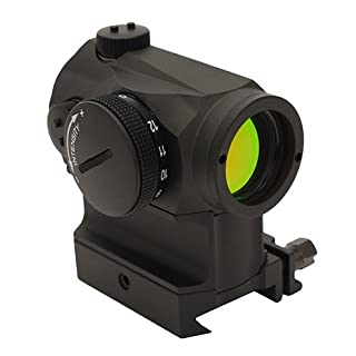 Aimpoint Micro T-1 2 MOA LRP Mount/Spacer, 39 mm by AimPoint