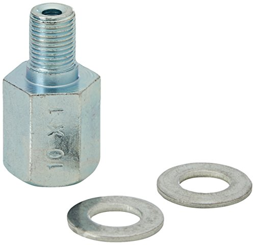 Burley Adapter, Kinder, Hitch Silber, M/10 x 1 -