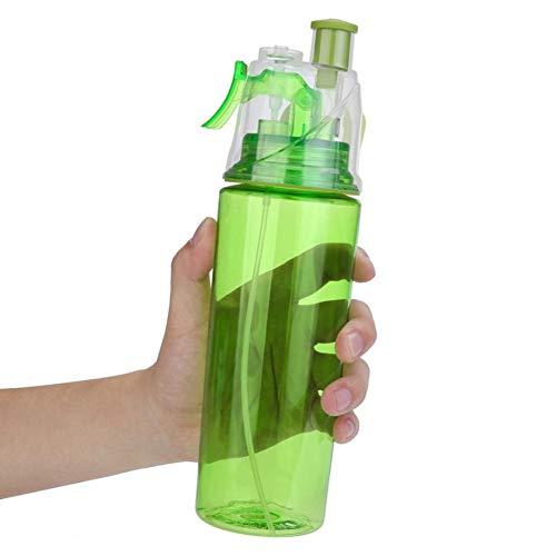 GHYJJJKU Nagelneu Und Hohe Qualität 600 Ml Sport Radfahren Nebel Spray Wasser Gym Strand Flasche Auslaufsicheres Trinken - Spray-flasche Classic