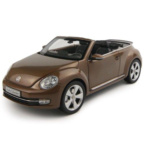 Kyosho - 8812tbr - Véhicule Miniature - Modèle À L'échelle - Volkswagen Beetle Cabriolet - 2011 - Echelle 1/18