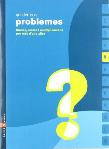 Quadern Problemes 5