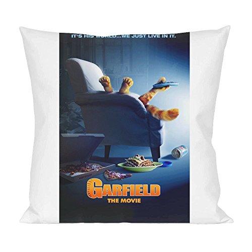 Garfield The Movie Pillow -