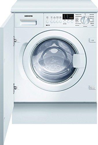 Siemens WI14S441 iQ700 Waschmaschine FL / A+ / 220 kWh/Jahr / 1370 UpM / 7 kg / 11000 L/Jahr / Aquastop / weiß