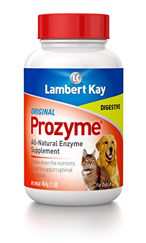 Lambert Kay Prozyme Original All-Natural Enzyme Supplement for Dogs and Cats, 454gm 1