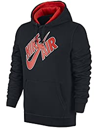 Nike - Sudadera - para hombre Negro negro Talla:M