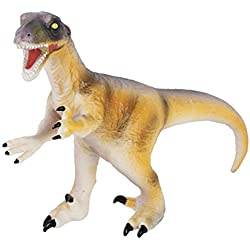 DQTOYS Figura Dinosaurio Velociraptor 51cm