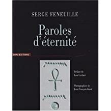 Paroles d'éternité