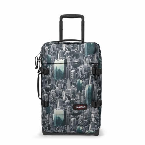 Eastpak TRANVERZ S Valise, 51 cm, 42 L, Escaping Pines (Multicolore)