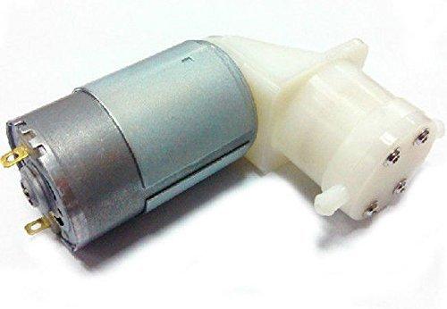 ZJchao DC12V 80Kpa DC Mikro Kolben Vakuum Pumpe Mini Luft Pumpe Pump Air Sampling