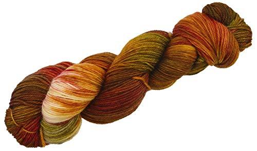 Manos del Uruguay Alegria Merinowolle mit Farbverlauf, Sockenwolle handgefärbt, Fb. A8917 Butia, 100g ca. 405m -