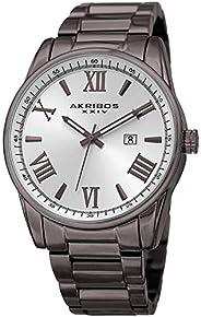 ساعة من الستانلس ستيل للرجال من اكريبوس XXIV، AK936GN