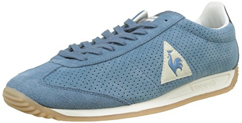 Le Coq Sportif Buty Quartz Premium Zehenkappen, Blau (Blue) 45 EU Preisvergleich