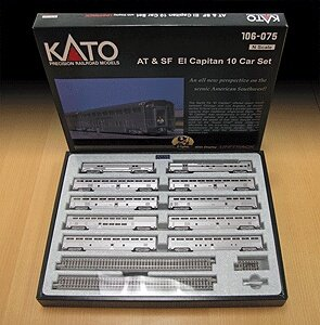 Kato - Tren para modelismo ferroviario (70106075)