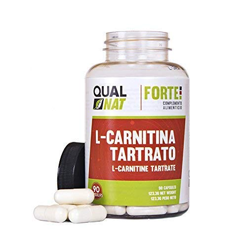 L-Carnitina Tartrato ✔️ Aumenta tu rendimiento deportivo✔️ Suplementos para Deportistas