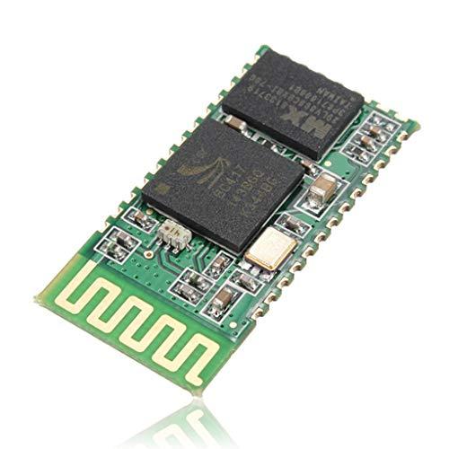 Yongse Modulo seriale Senza Fili del ricetrasmettitore RF Senza Fili di Bluetooth 3Pcs RS232 Ttl HC-06 per Arduino