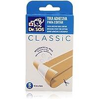 Dr. SOS Classic Tira Adhesiva para Cortar - 5 Unidades