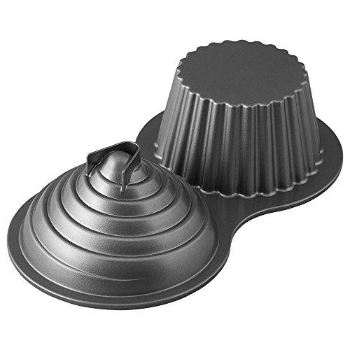 Foto de Wilton 2105-5038 - Molde 3D para hornear cupcake, gigante