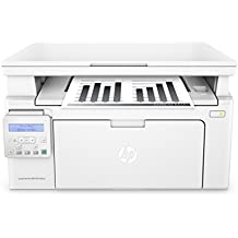 HP LaserJet Pro M130nw - Impresora láser multifunción (Wi-Fi 802.11b/g/n, 22 ppm, hasta 10.000 páginas, USB 2.0, 256 MB) color blanco