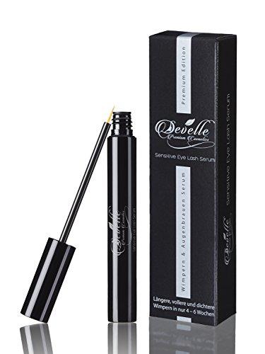 Develle Sensitive Eyelash 7 ml. ohne PROSTAGLANDINE