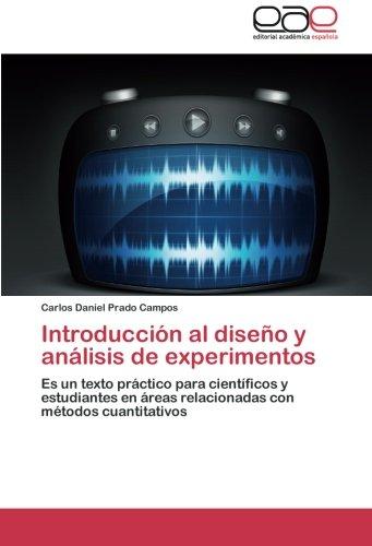 Introducción al diseño y análisis de experimentos por Prado Campos Carlos Daniel