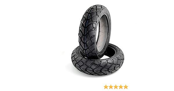 Allwetter Reifen Set Kenda K761 Peugeot Django 50 2t Evasion Speedfight 2 50 Lc Trekker 50 Road 120 70 130 70 Auto