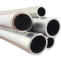 Tubo redondo de aluminio