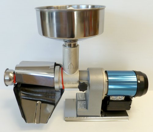 Tre spade - big-2p elegant - passapomodoro spremipomodoro elettrico 0,6kw