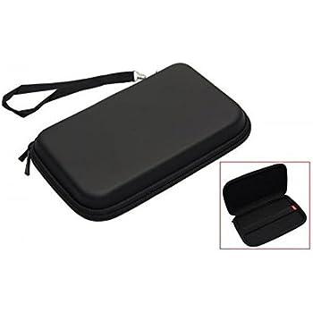 Navi Hardcase Tasche für das Garmin Nüvi 65LMT Premium Traffic Navigationsgerät - (15,4 cm (6 Zoll) inkl. PATONA Displaypad