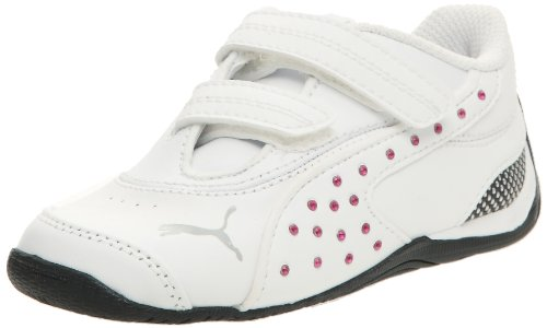Puma Kids DR Cat III Diams, Baskets lifestyle mixte enfant