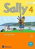Sally - Englisch ab Klasse 1 - Ausgabe für alle Bundesländer außer Nordrhein-Westfalen (Neubearbeitung): 4. Schuljahr - Activity Book: Mit Audio-CD und Portfolio-Heft
