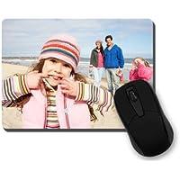Alfombrilla de ratón personalizada con tus fotos y texto
