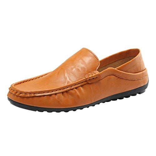 Zapatos-de-hombre-Suave-Respirable-Cuero-Moda-Recortar-Plano-Conduccin-Excursionismo-Deporte-Casual-Ponerse-Zapatos-LMMVP