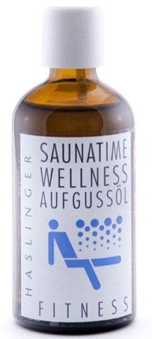 Saunatime Sauna Aufguss Fitness