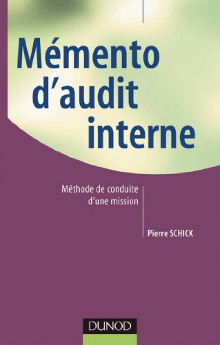 memento-daudit-interne-methode-de-conduite-dune-mission-gestion-finance