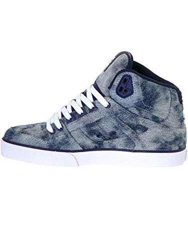DC Sneaker - SPARTAN HIGH WC TX SE - indigo Blu (Indaco)