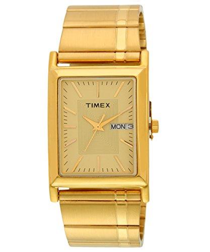 415TzUasrYL - Timex L501 Classics Gold Mens watch