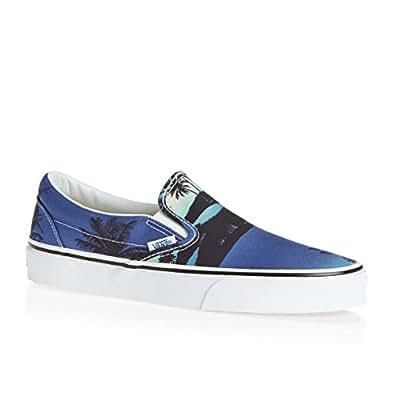Vans Classic Slip On Scarpa 10,0 hoffmann/blue