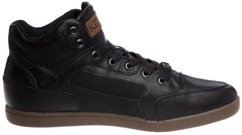 Kost Kissi, Boots homme Noir