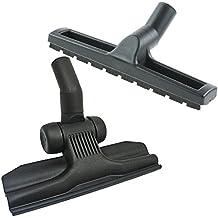 Spares2go Deluxe con ruedas y Slim duro cepillo herramienta para Lidl Parkside aspiradora (32 mm