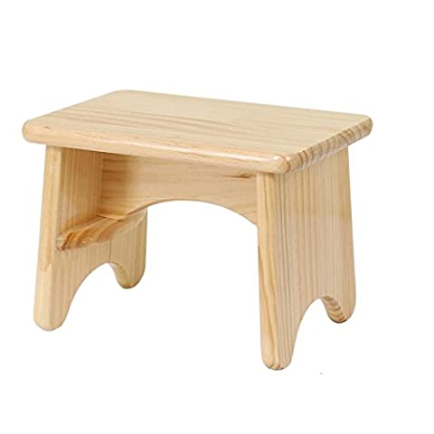 GAOJIAN Solid Wood Stool Living Room Small Bench Children Short Stool Wood Creative Small Square