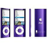 Apple iPod nano with Camera 8GB - Purple - 5th Generation