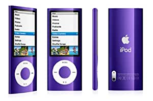 Apple iPod nano with Camera 16GB - Purple - 5th Generation