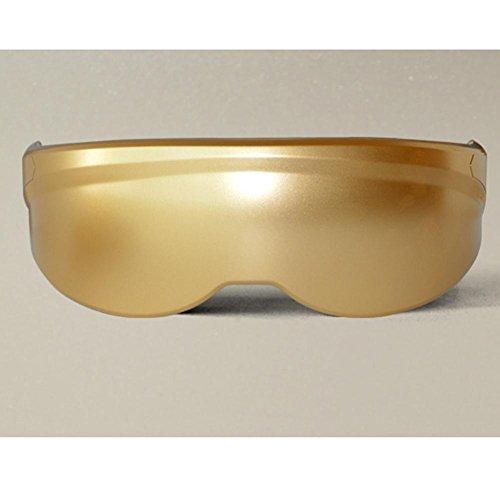 LPY-Eye Massager, Vibrierende Massage Berühren Ladung Augenpflege Augenmassagebrille