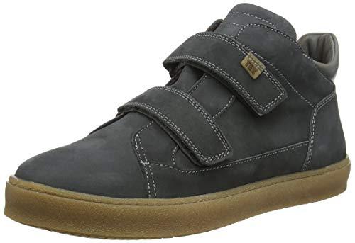 Bisgaard Jungen Dries Sneaker, Grau (Grey 407), 39 EU